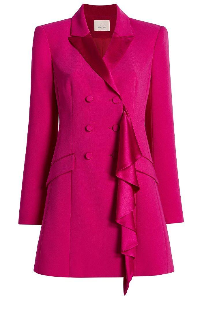 Carly Blazer Dress