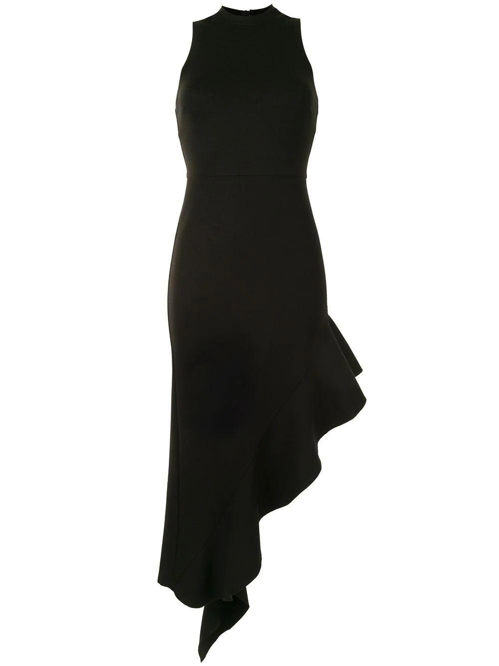 Adva Asymmetrical Dress