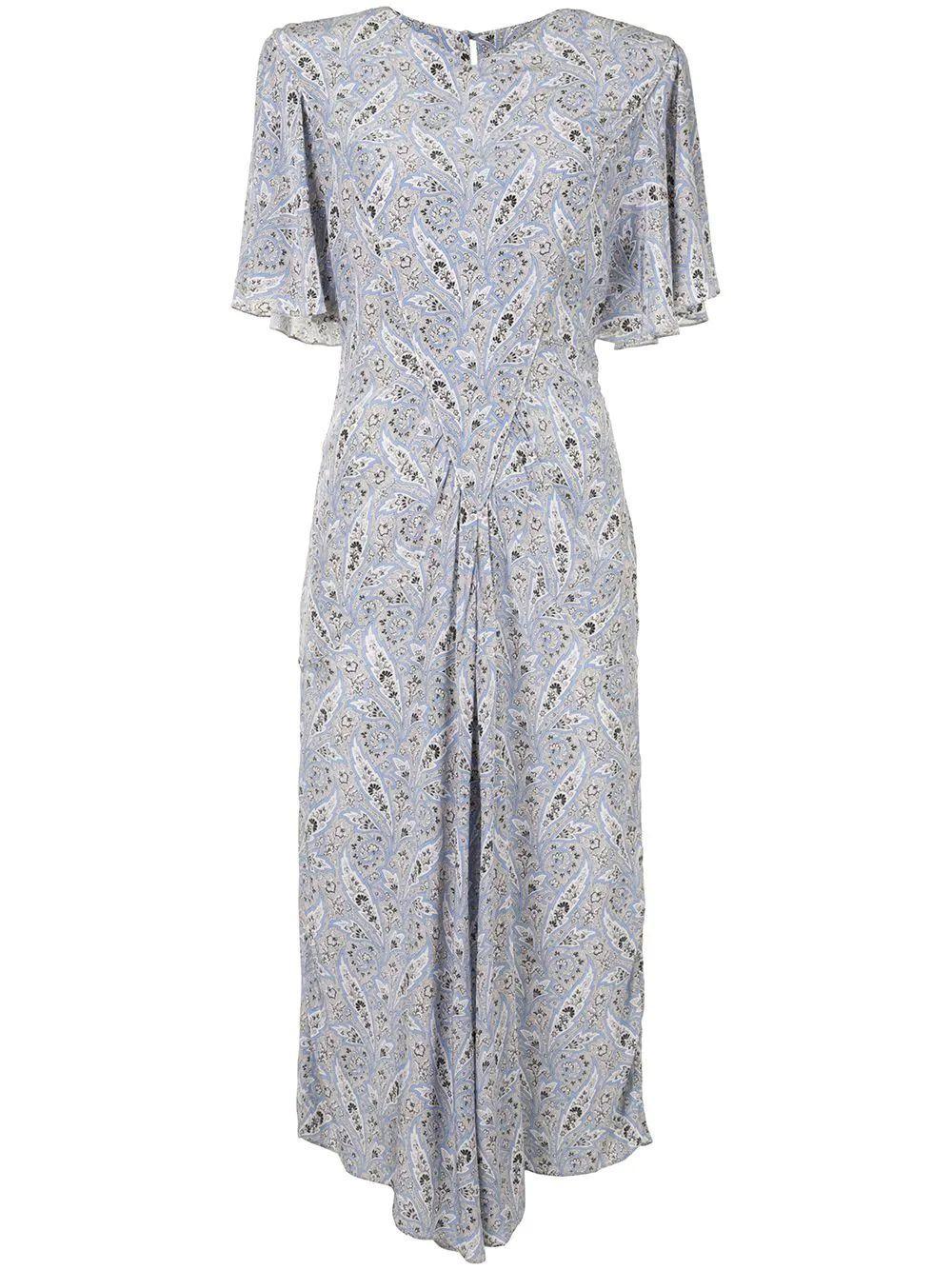 Berwick Printed Dress Item # BERWICK