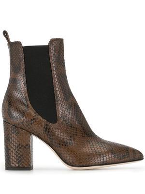 Python Print Chelsea Boot