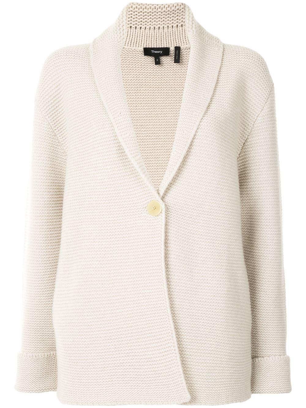 Links Oversized Sweater Coat Item # K0811722