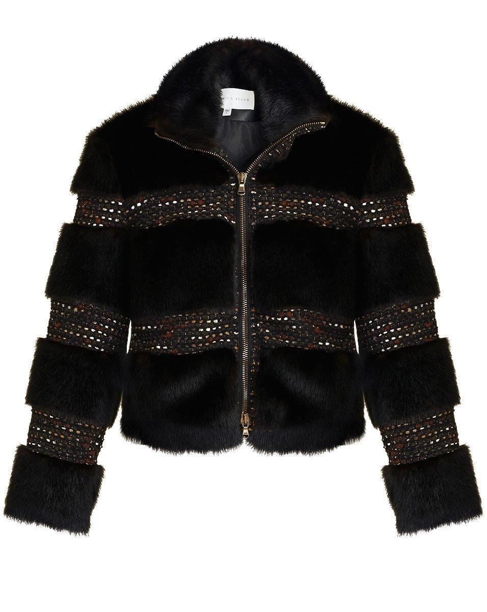 Fraya Faux Fur Coat Item # 2009FF0037237