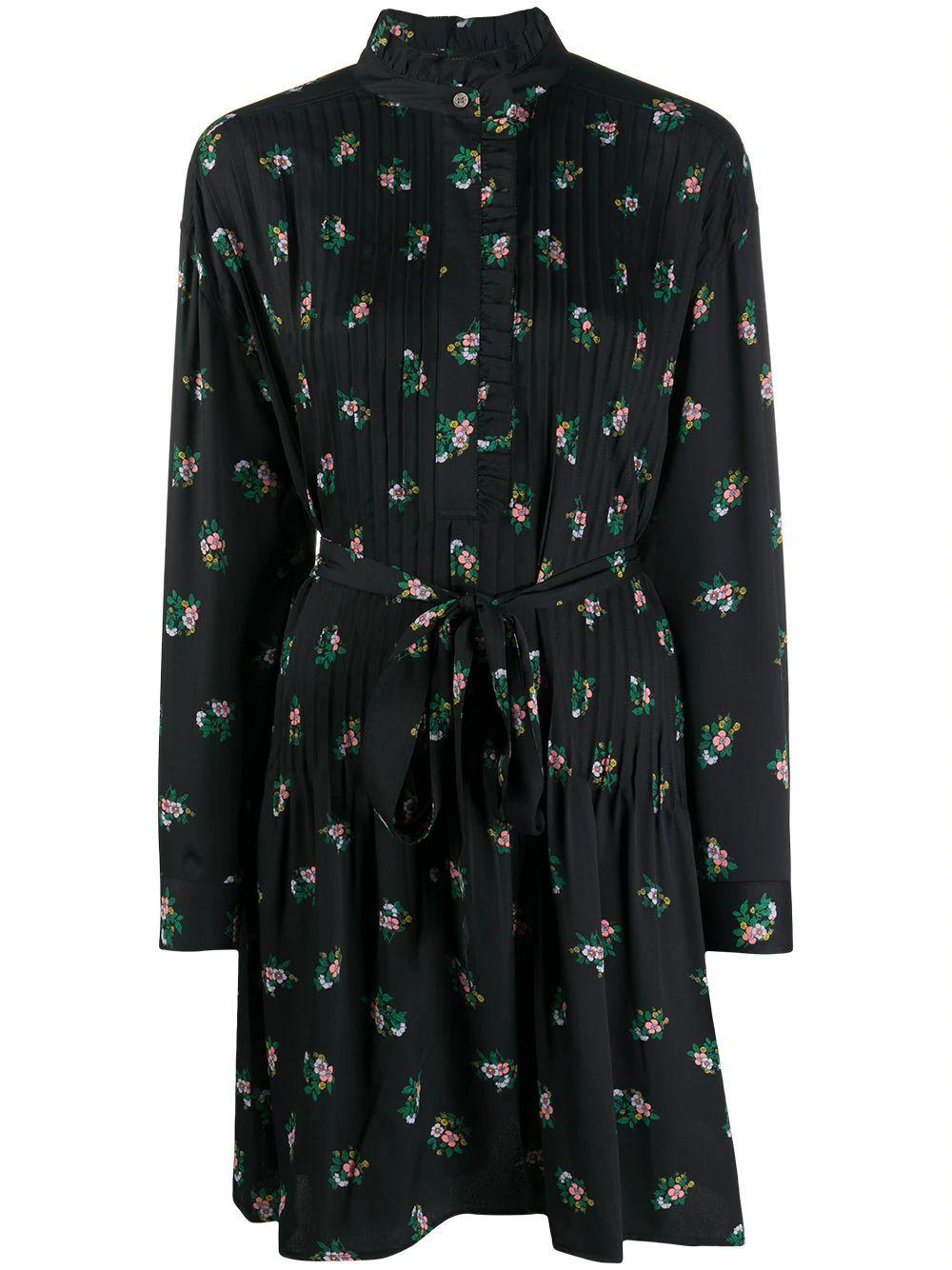 Ditsy Print Cora Dress