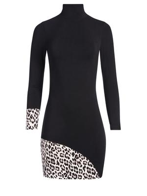 Delora Turtleneck Dress