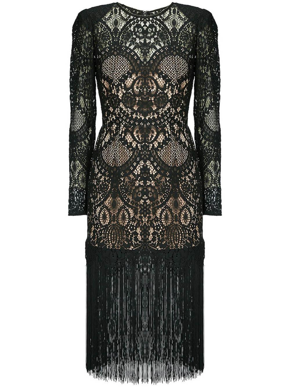 Allegra Midi Dress Item # BB090011