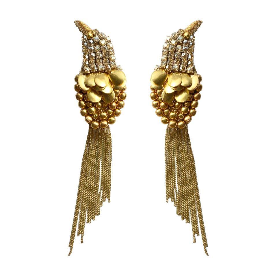 Telluride Bird Earring