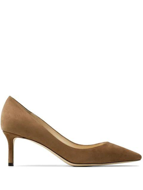 Romy 60mm Suede Pump