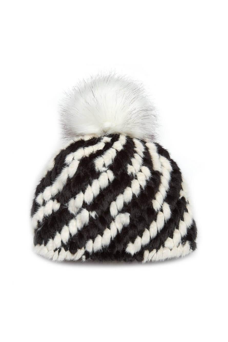 The Crosby Faux Fur Beanie