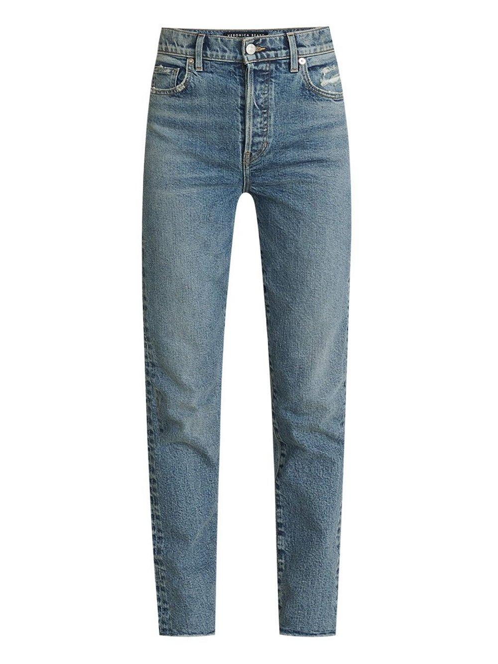 Ryleigh Straight Leg Jean