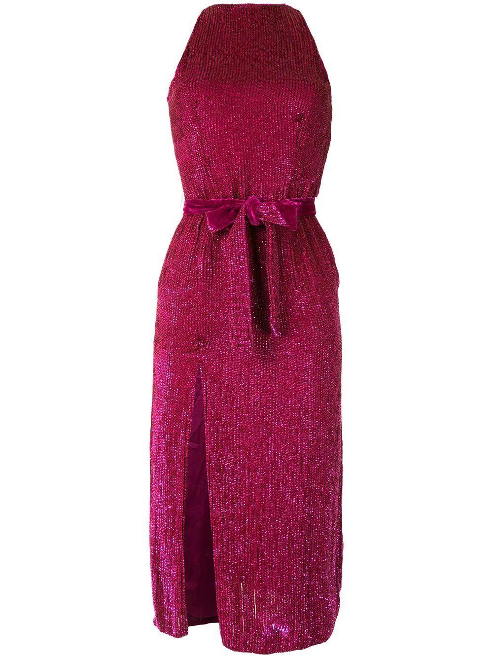 Tilly Sequin Dress Item # HL20-2424