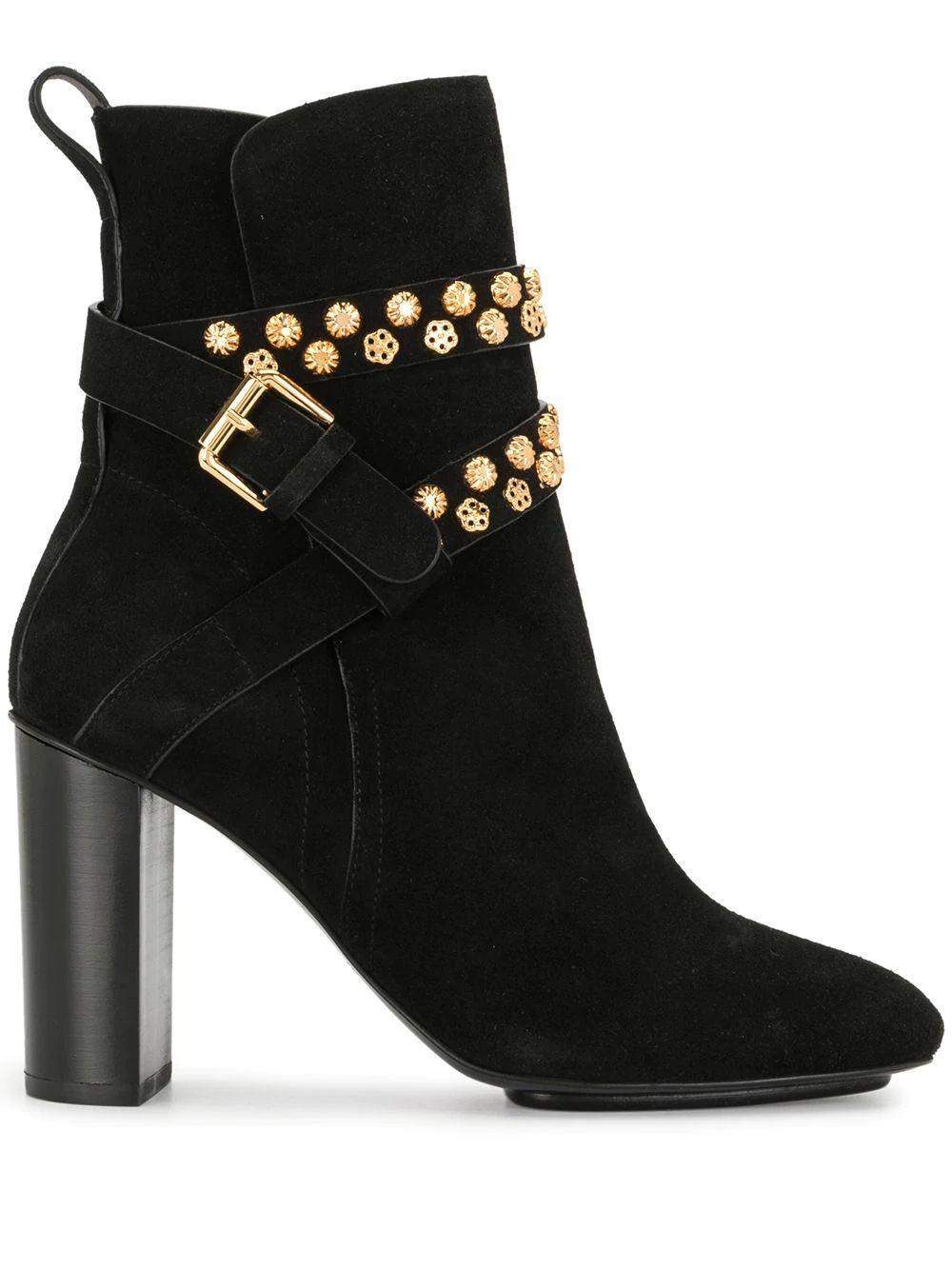 Janis Suede Boot