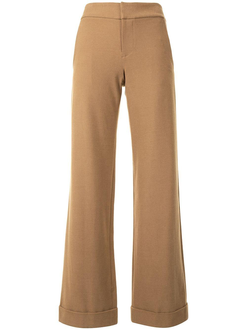 Dylan Low Rise Cuffed Pant
