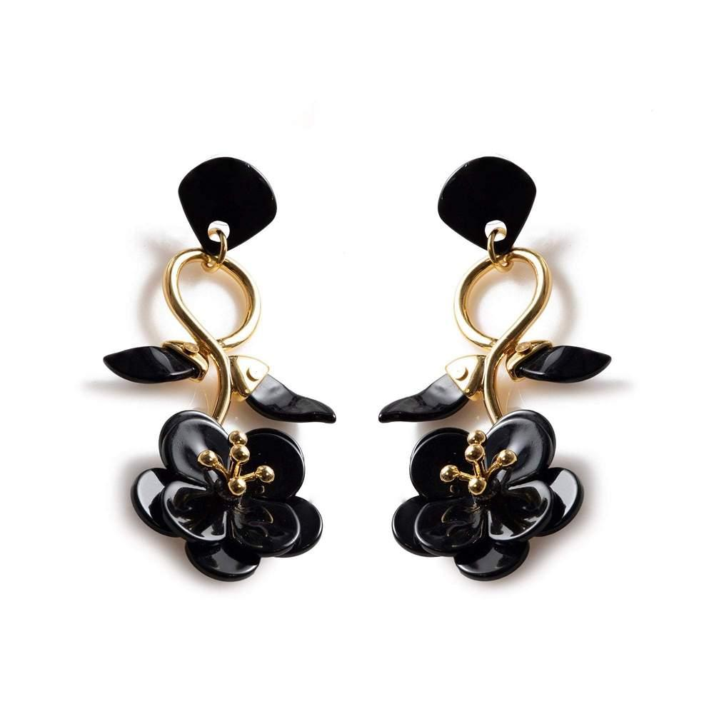 Floral Vine Earrings