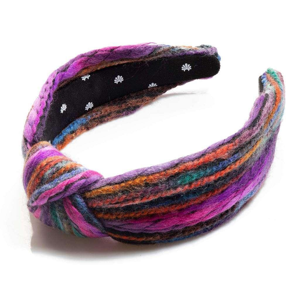 Mixed Yarn Headband Item # LSHA214SU