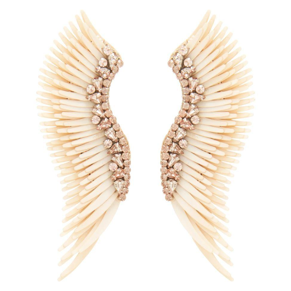 Mega Madeline Wing Earrings Item # E275-N05