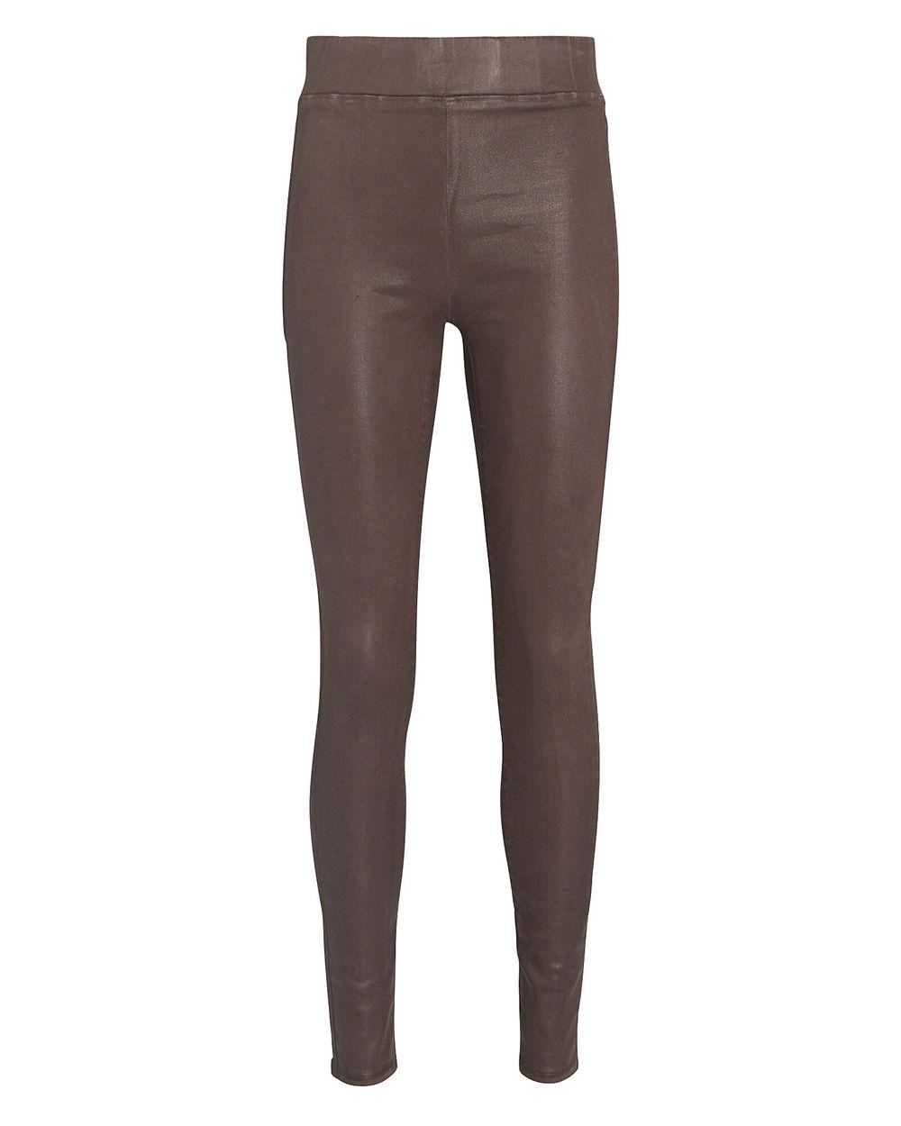 Rochelle Pull On Coated Legging Item # 2443MFDC