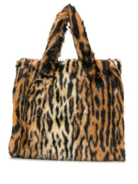 Lolita Classic Leopard Bag