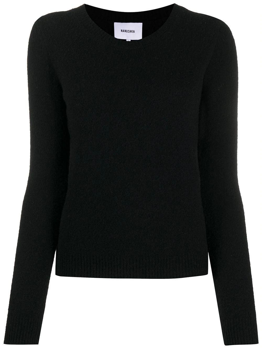 Rei Crew Neck Sweater Item # FWSW02899