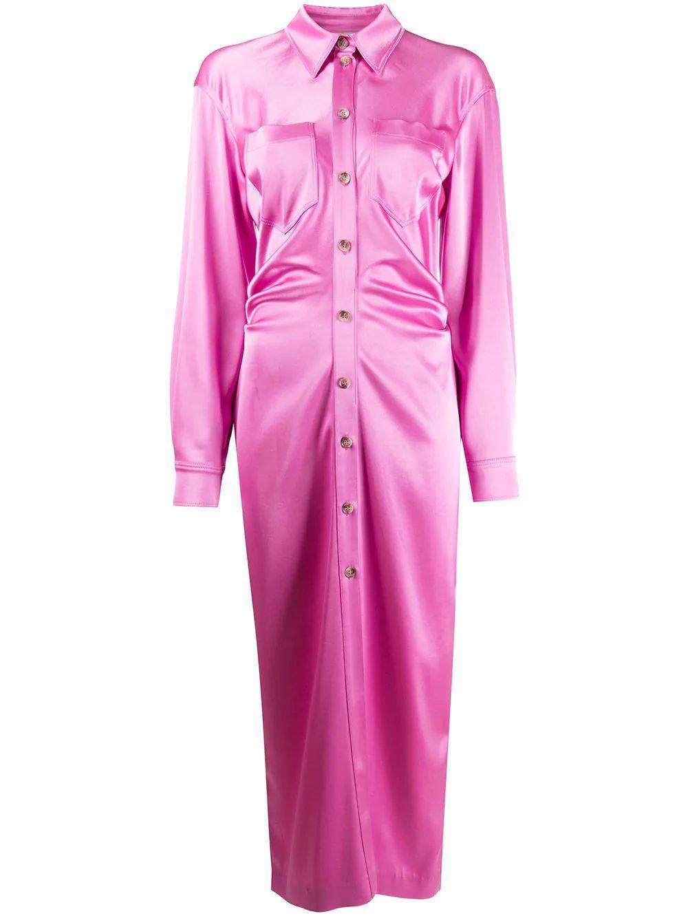 Kinsley Shirtdress Item # FWDR05234