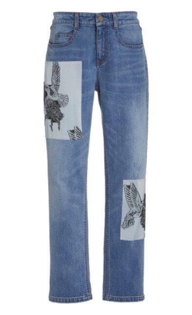 Humming Straight Leg Jean Item # HA20P170-71