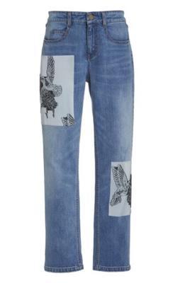 Humming Straight Leg Jean