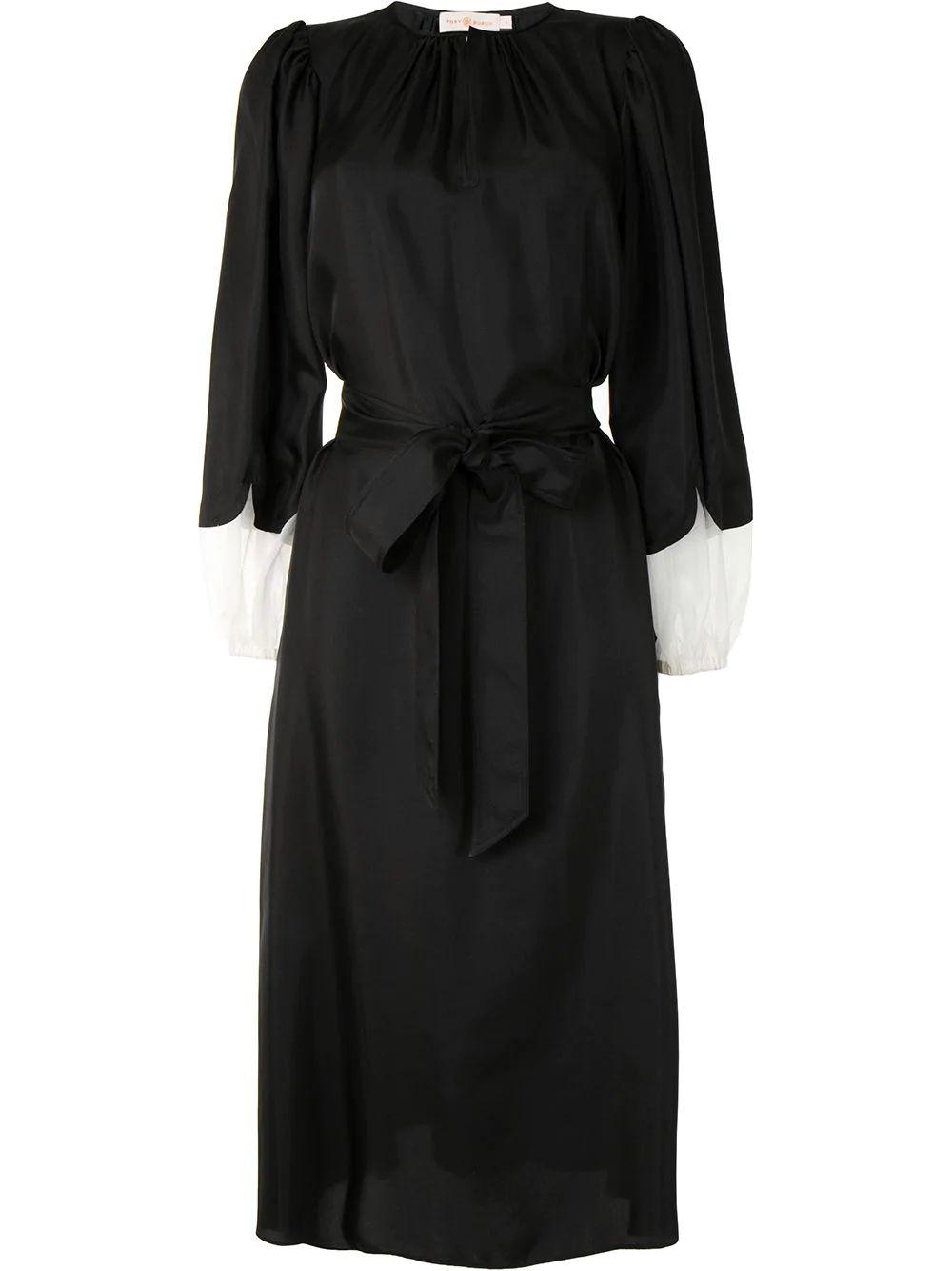 Scalloped Sleeve Dress Item # 76509-001