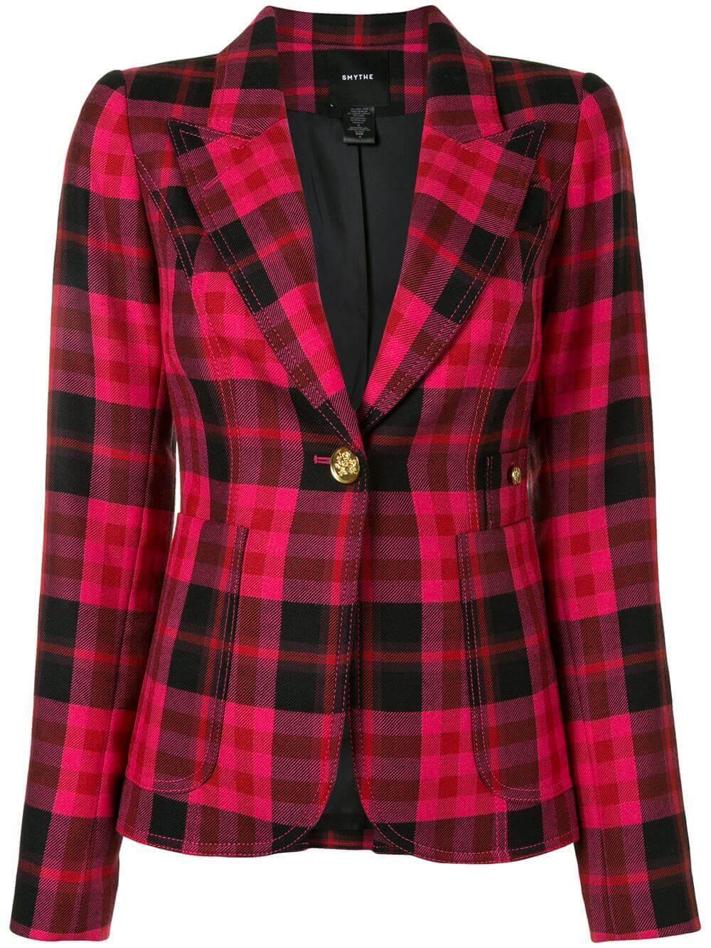 Patch Pocket Duchess Blazer Item # FA2025B