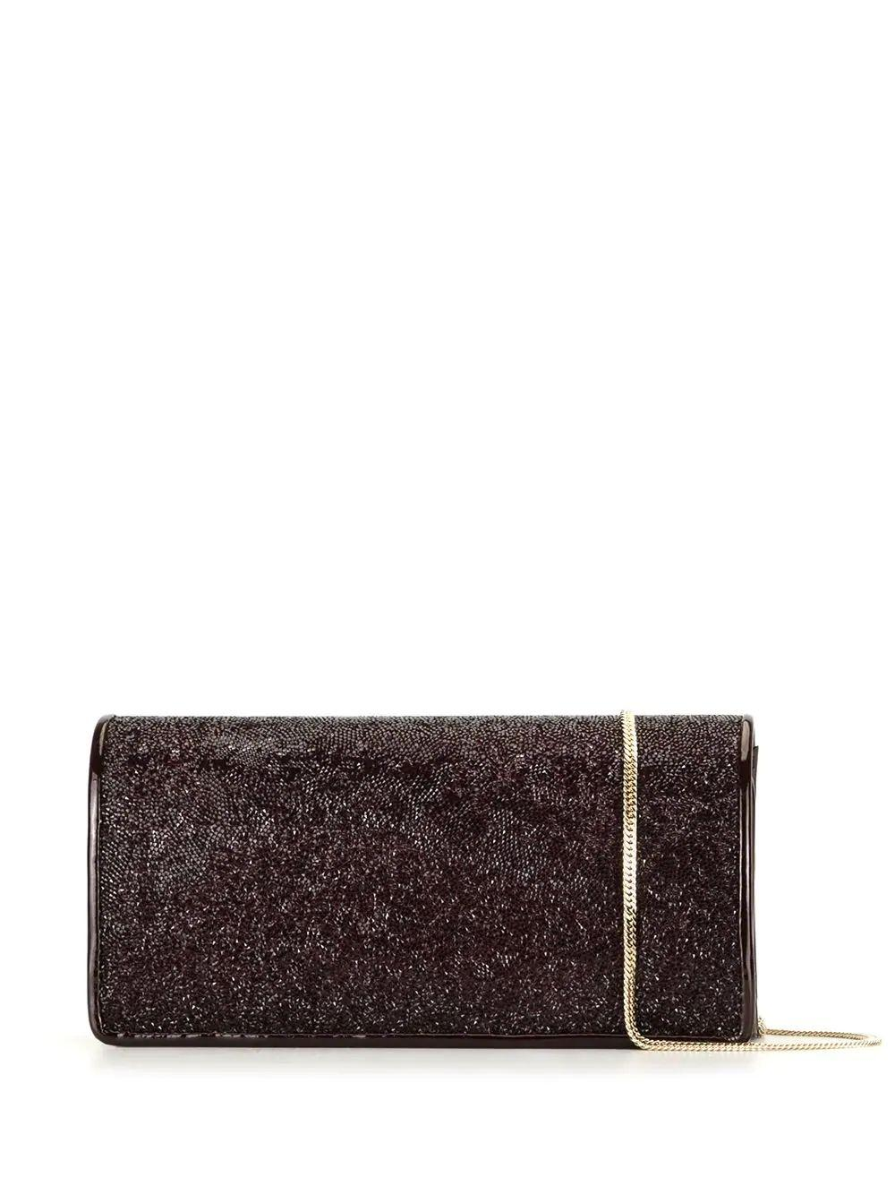 Bella Glitter Clutch