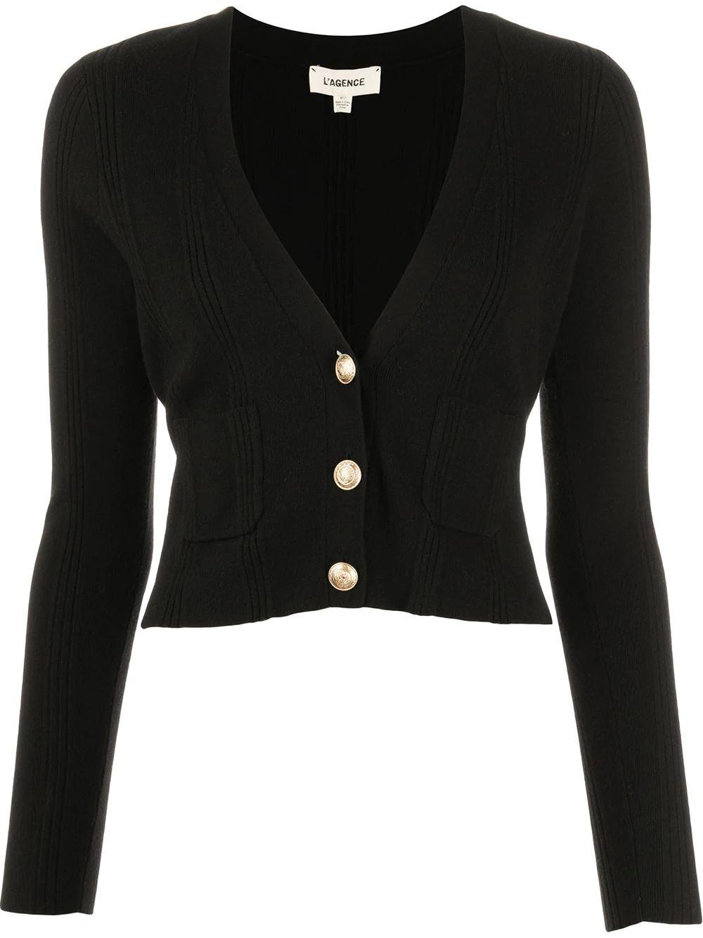 Jamie Cropped Cardigan