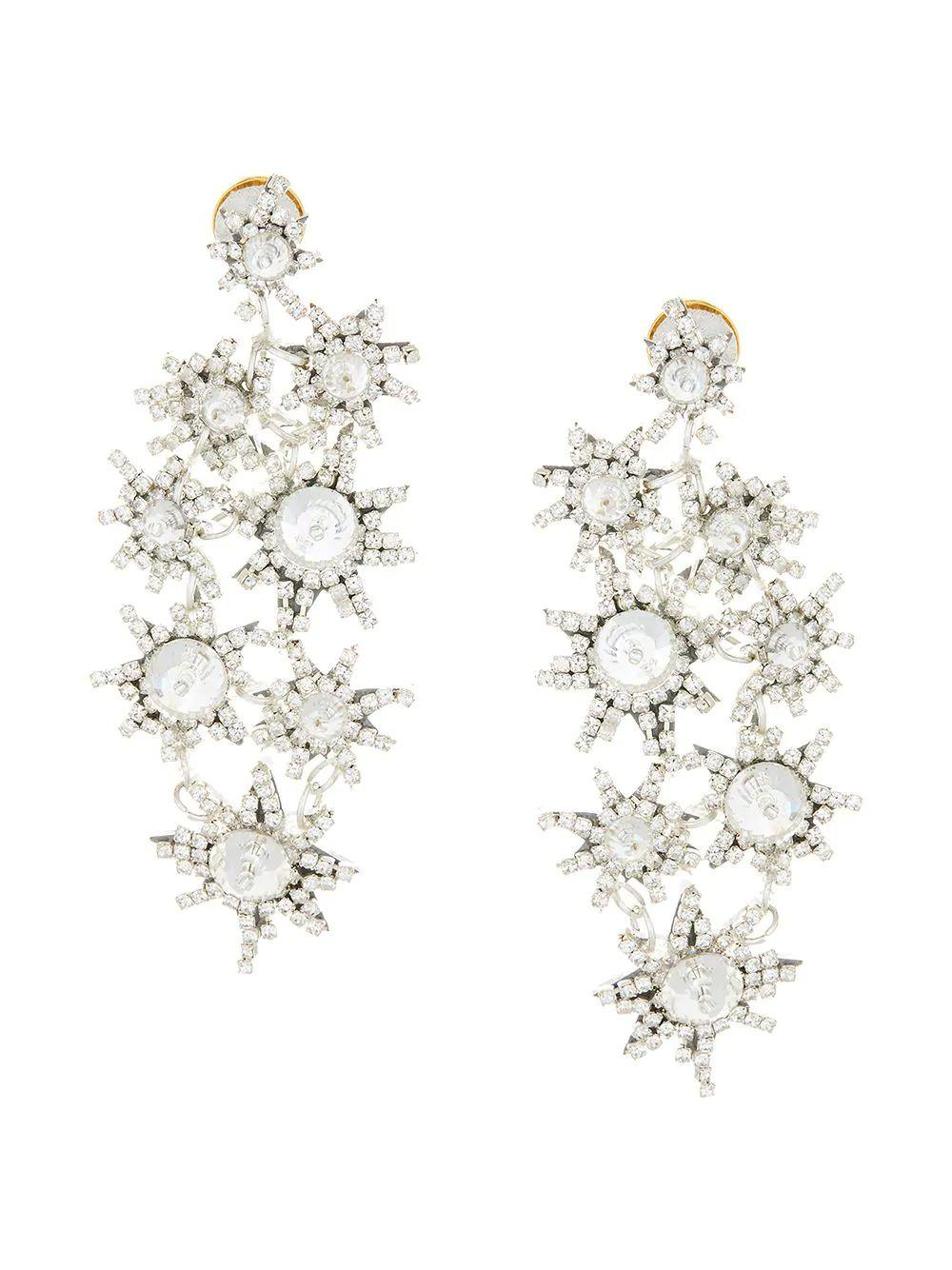 Firework Cluster Earrings