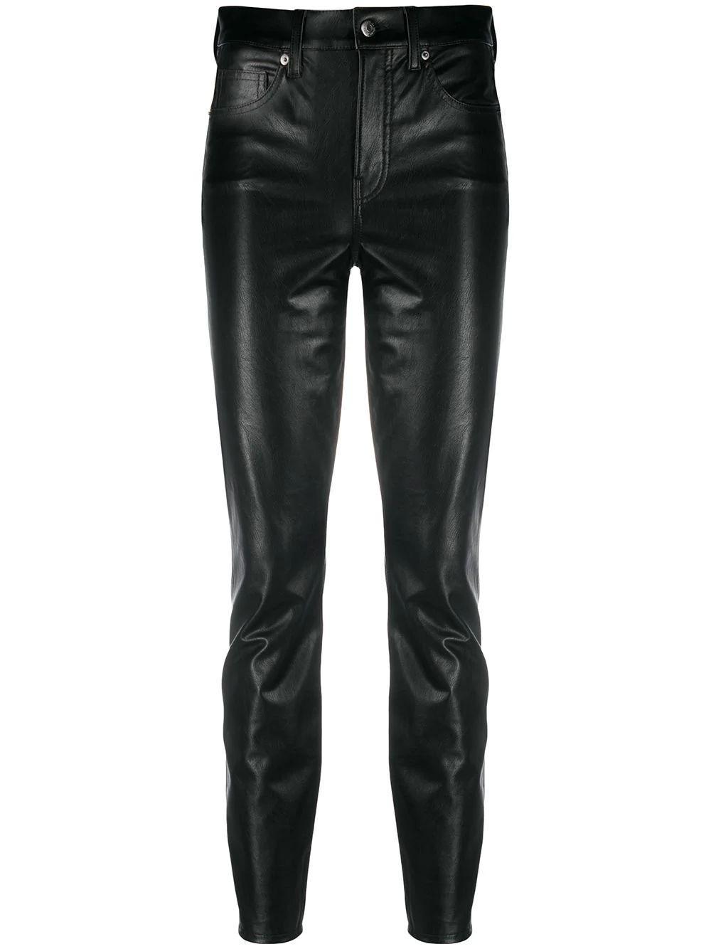 Debbie Faux Leather Pant