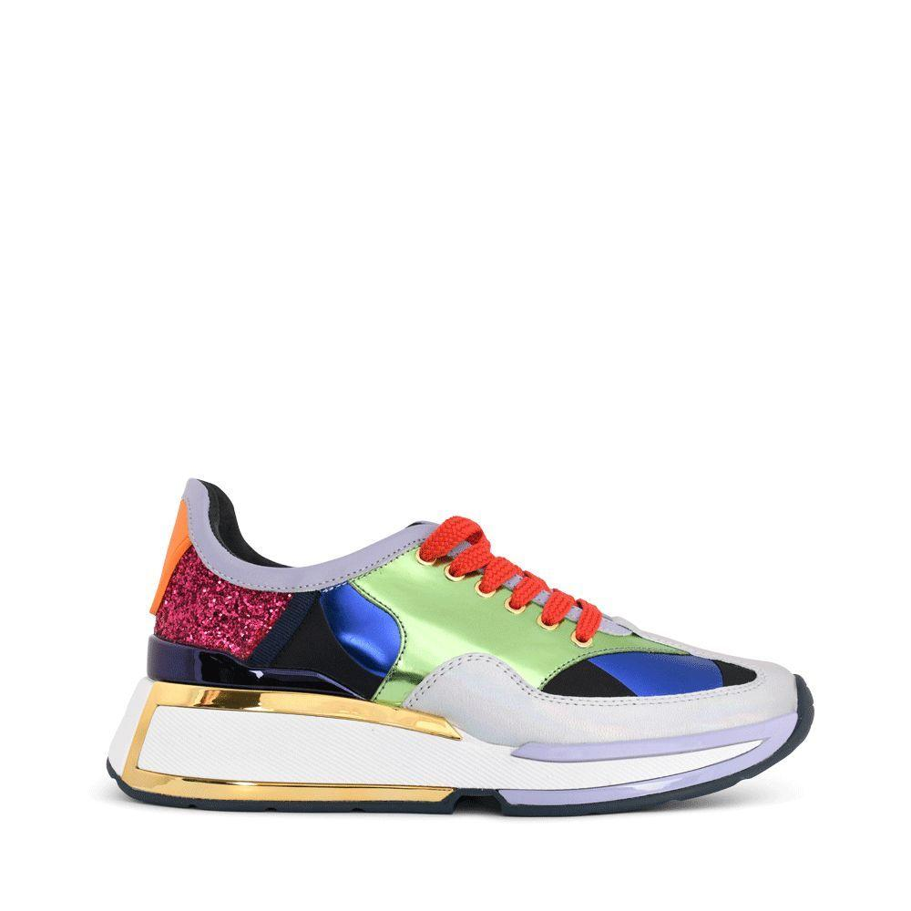 Marianne Metallic Sneaker