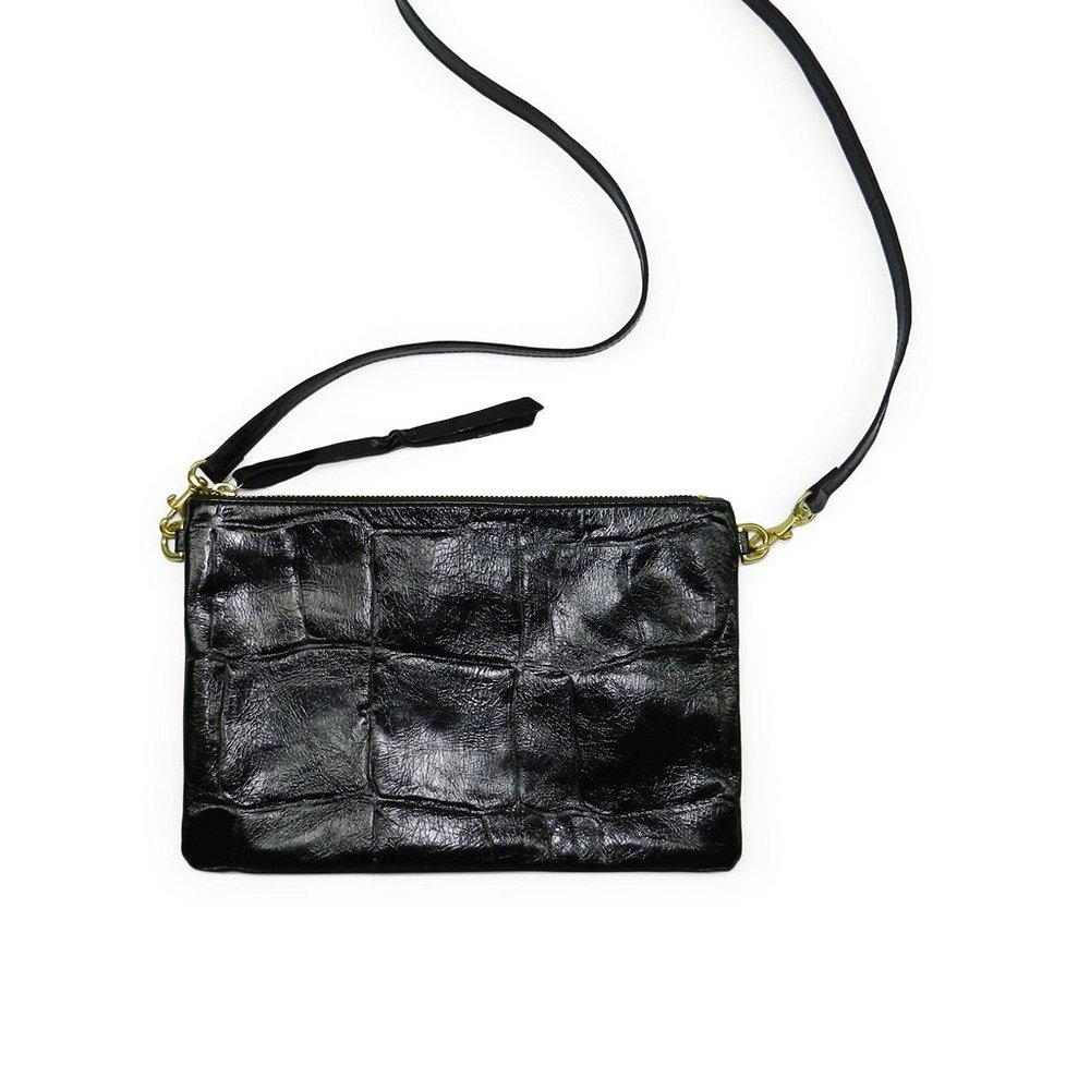 Queenie Croco Crossbody