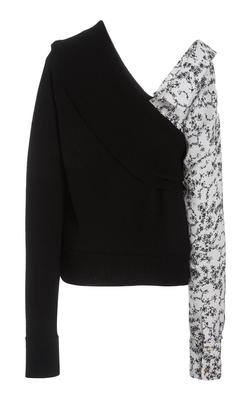Joffrey Sweater With Detachable Sleeve