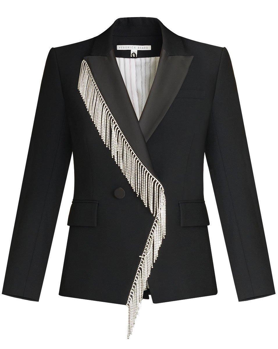 Rhinestone Clarise Jacket Item # 2010SU0251709