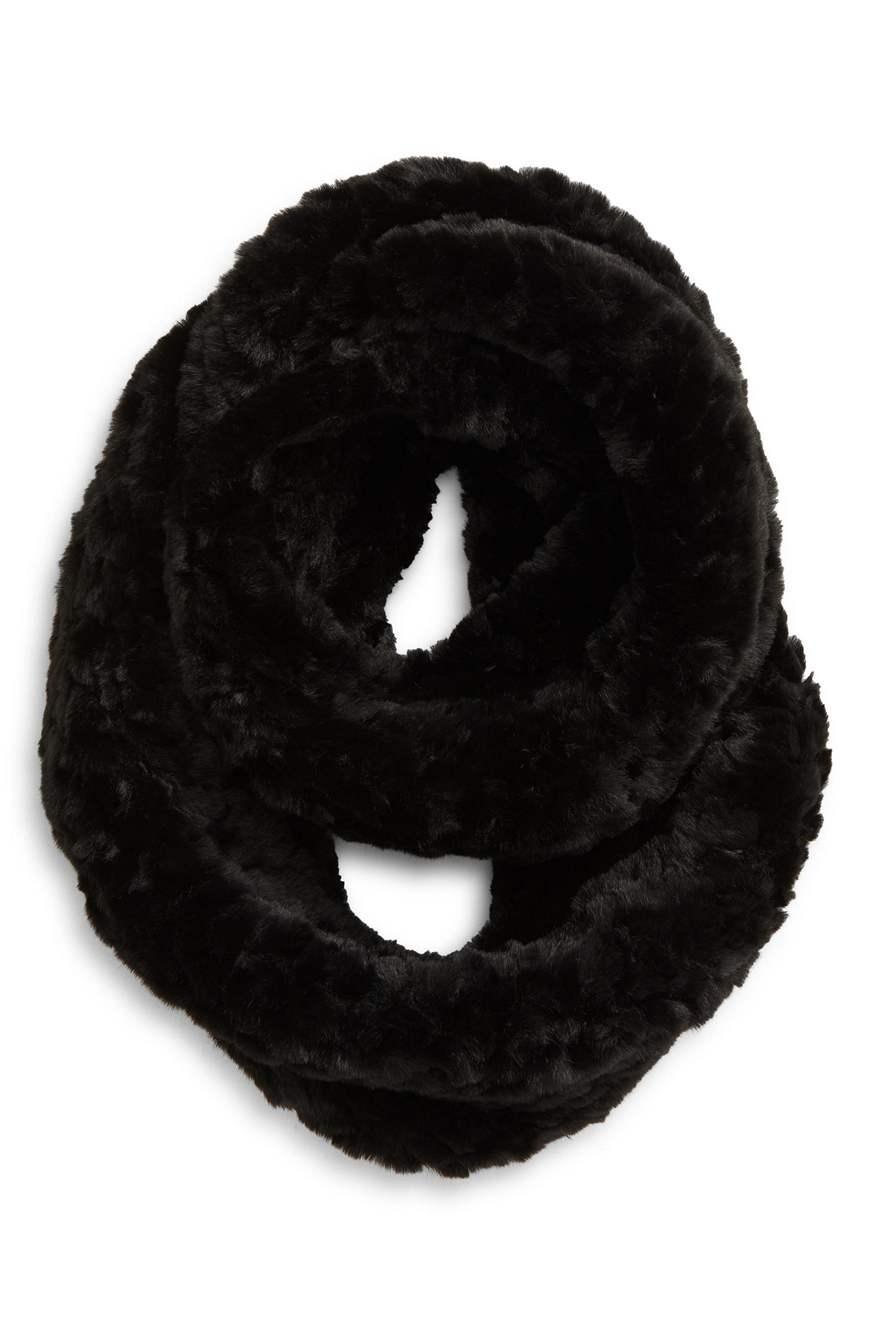 Faux Fur Infinity Scarf Item # JACIFF-F20