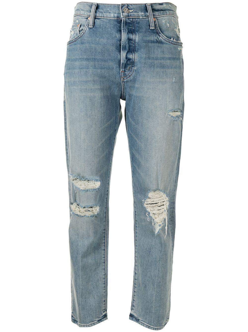 The Scrapper Ankle Jeans Item # 10026-259