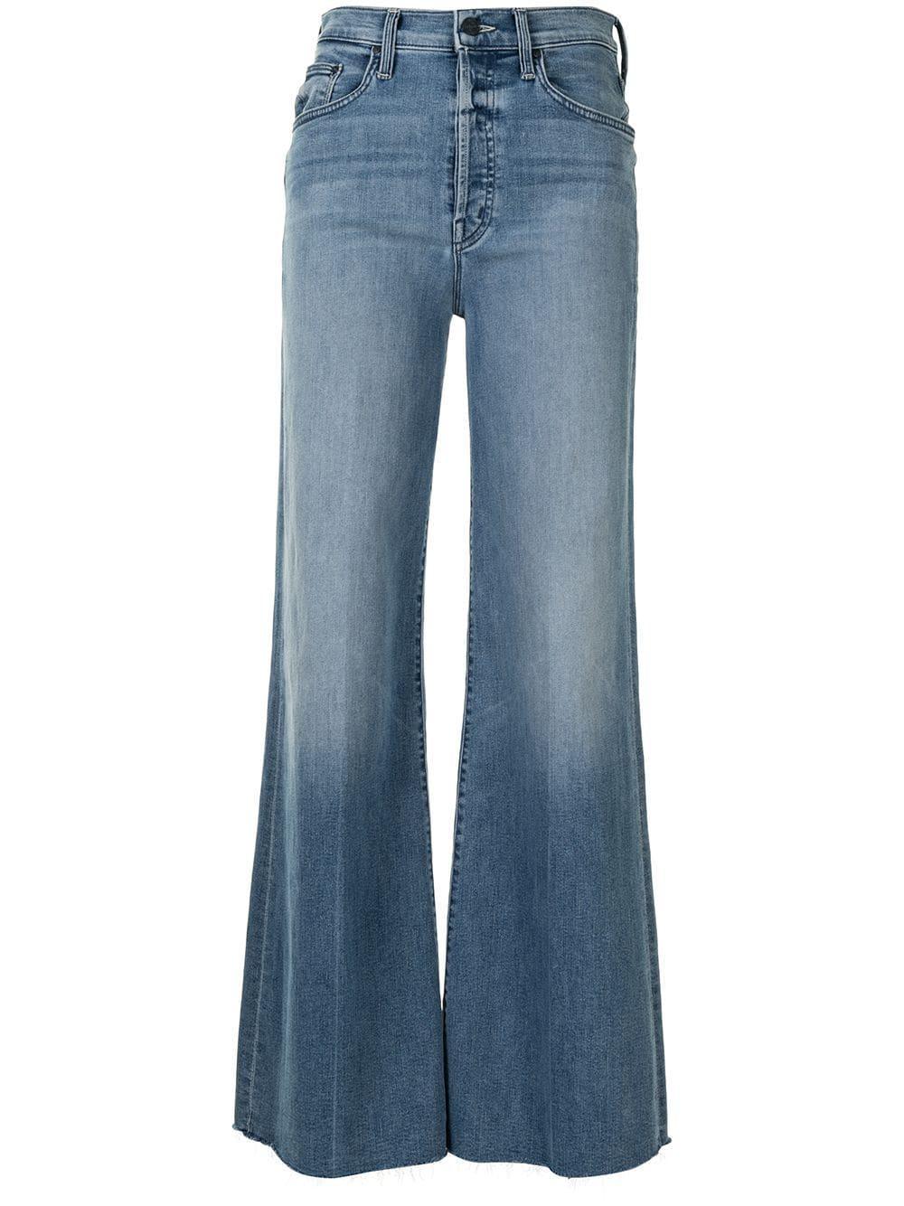 The Tomcat Wide Leg Jean Item # 1225-104