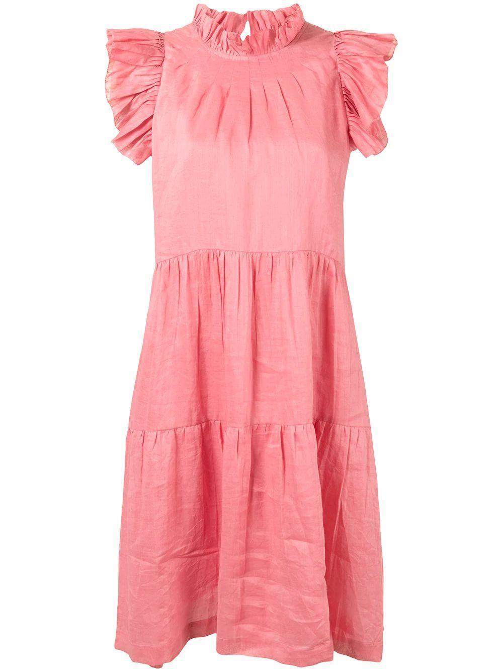 Hattie Tiered Dress Item # RS21-20