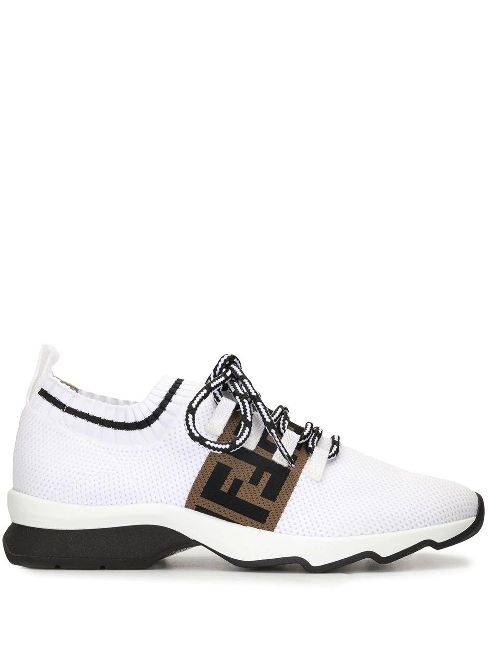 FF Stripe Low-Top Sneakers