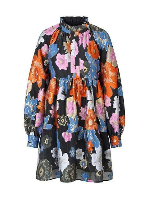Jasmine Mini Dress Item # SG3466