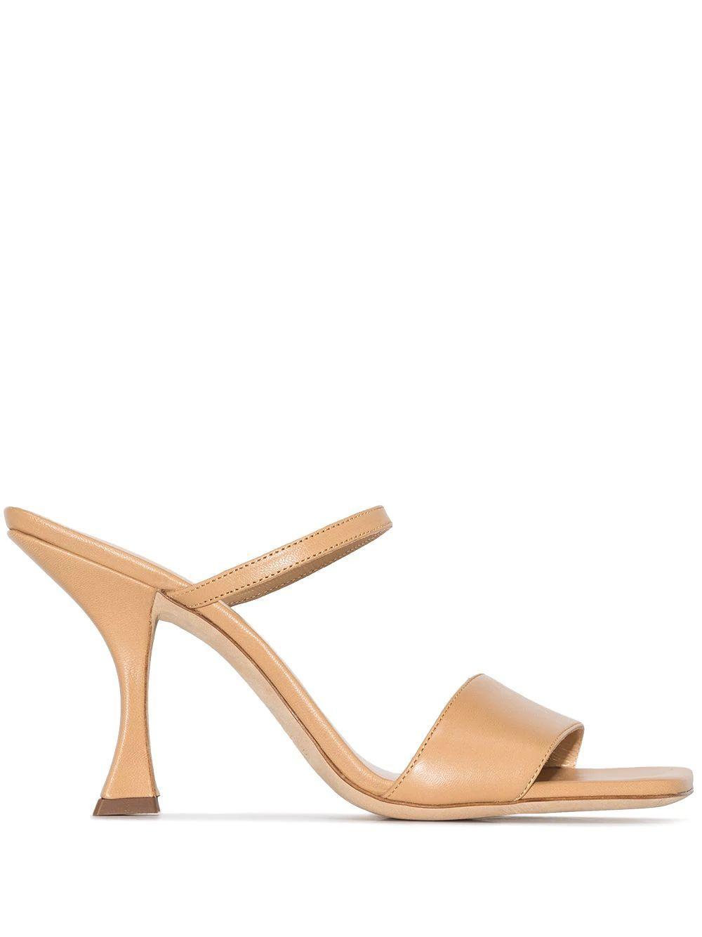 Nayla Leather Sandal Item # 21CRNAYSNUL