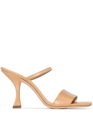 Nayla Leather Sandal