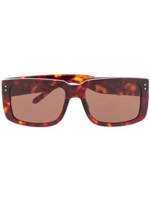 Morrison Rectangle Frame Sunglasses
