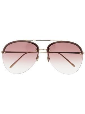 Dee Aviator Sunglasses