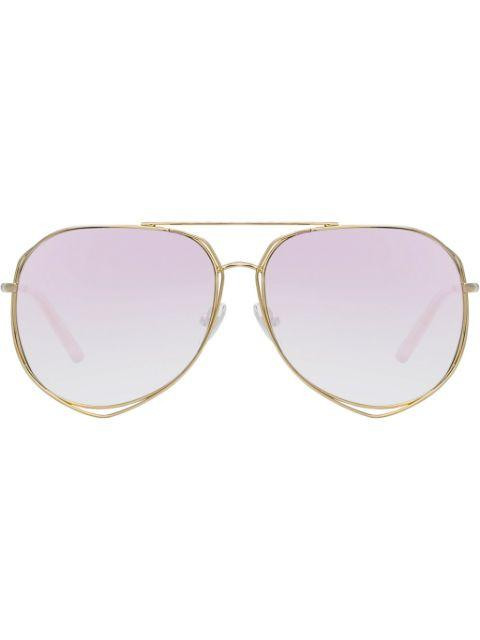 Heather Aviator Sunglasses