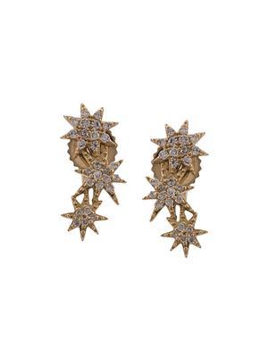 Starburst Crawler Earrings