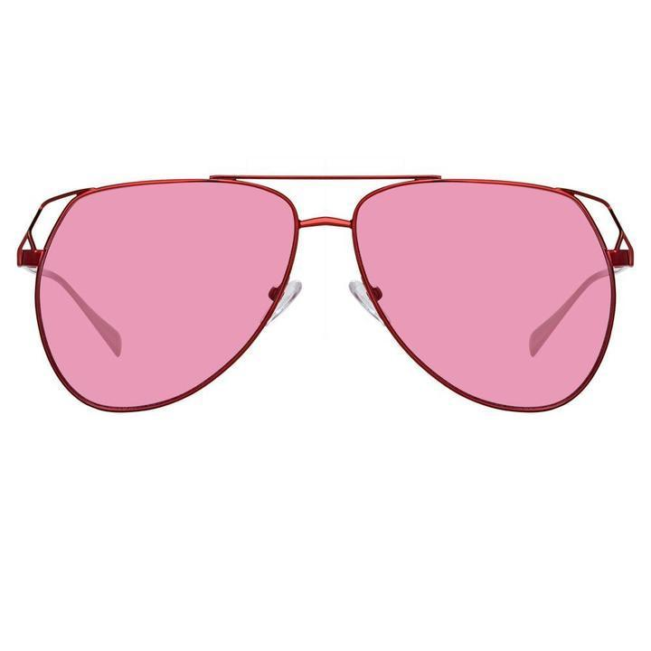 The Attico Telma Aviator Item # ATTICO4C5SUN