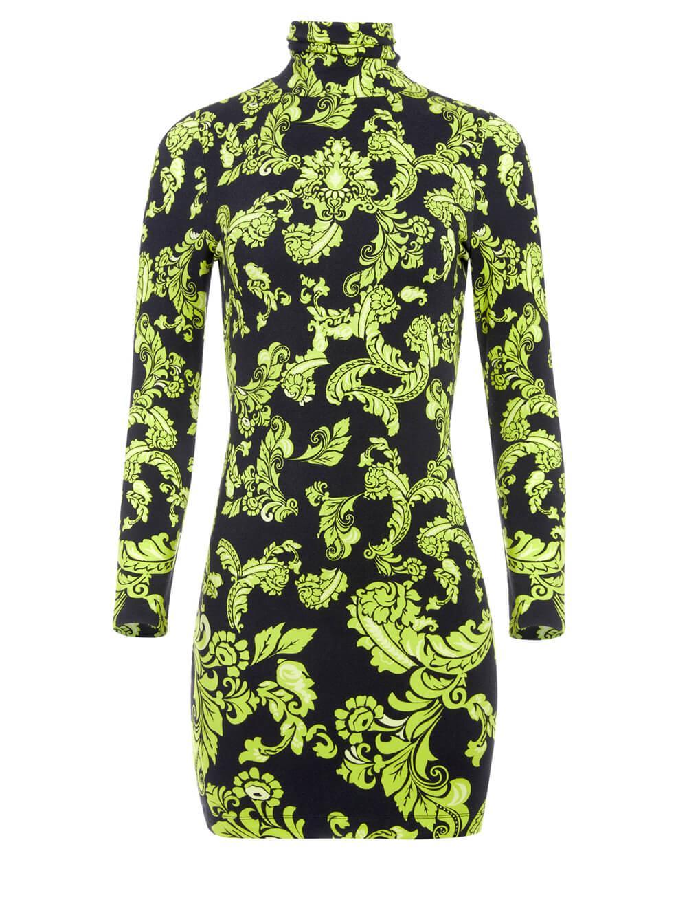 Delora Turtleneck Dress