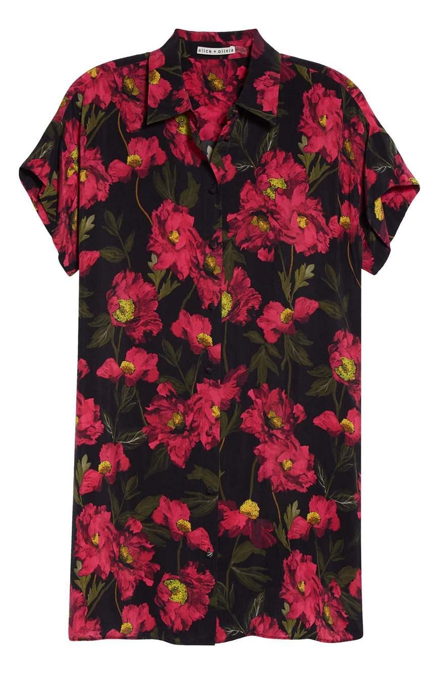 Lucette Shirt Dress